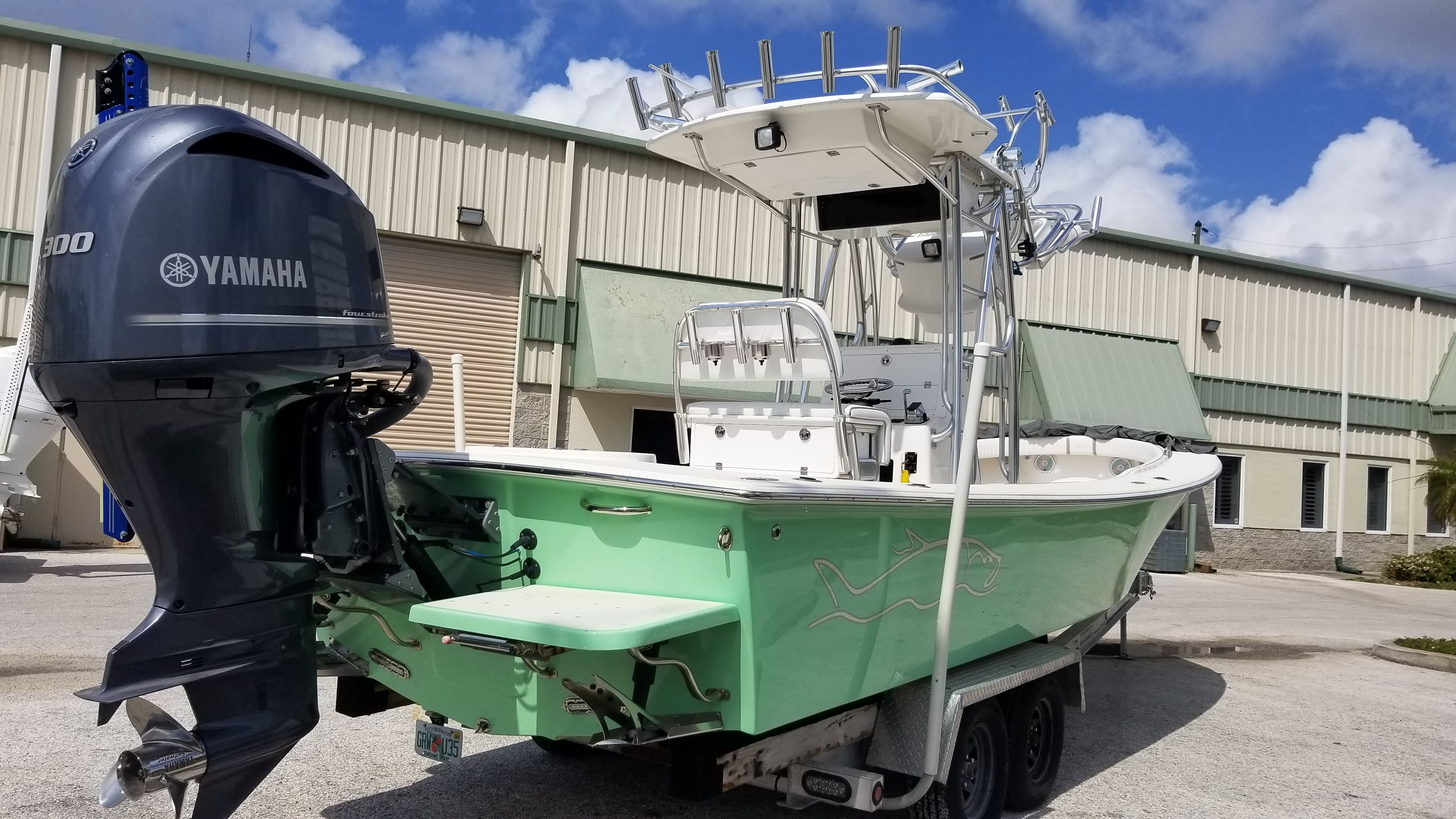 2006 Gause Built 26 - SOLD!