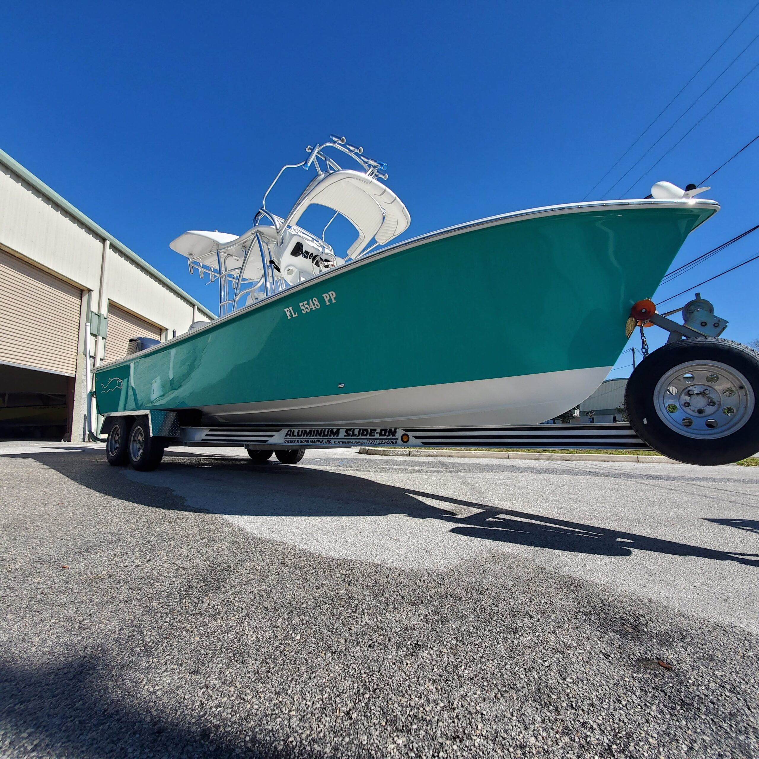 2014 Gause Built 26 - SOLD!!!