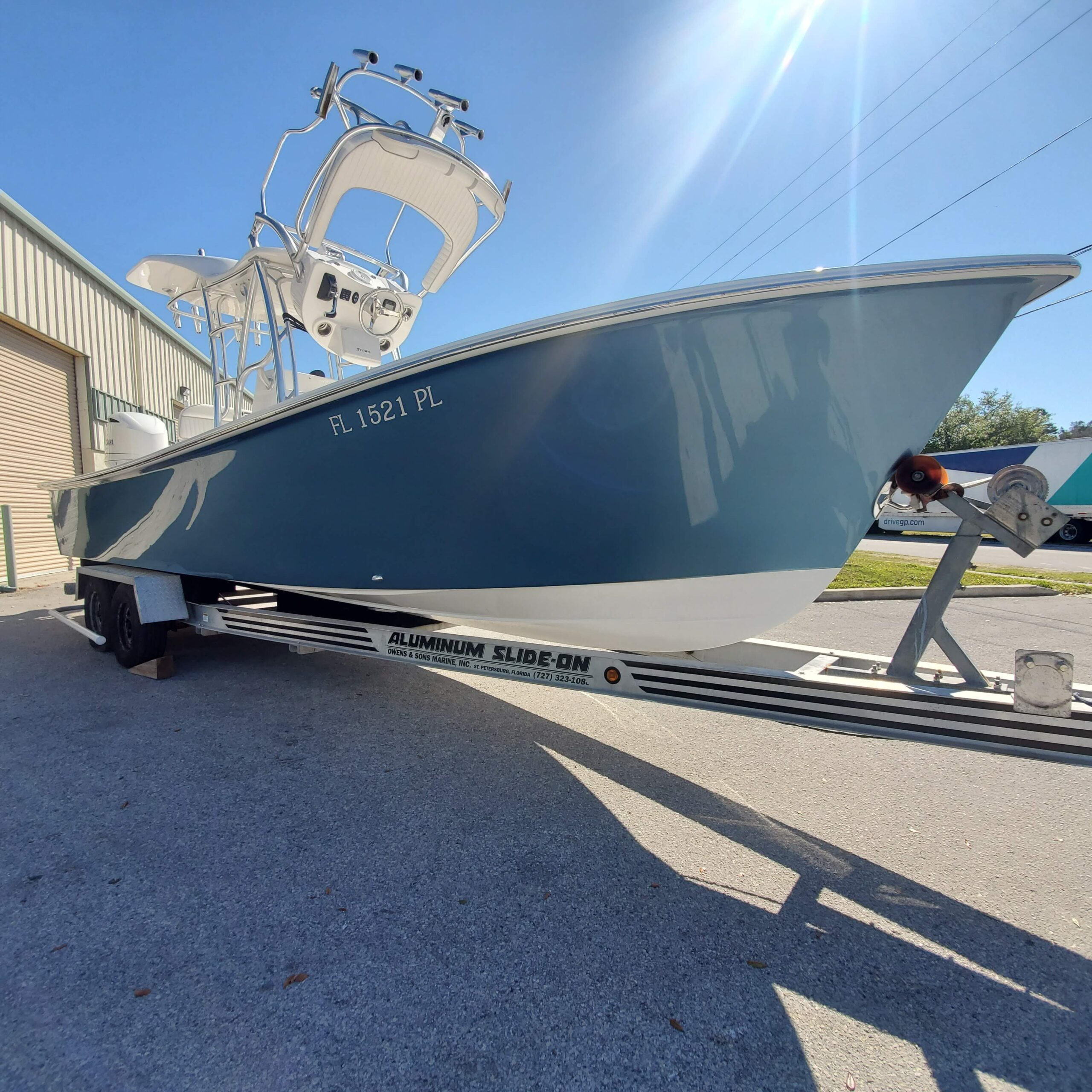 2013 Gause Built 26 - SOLD!!!