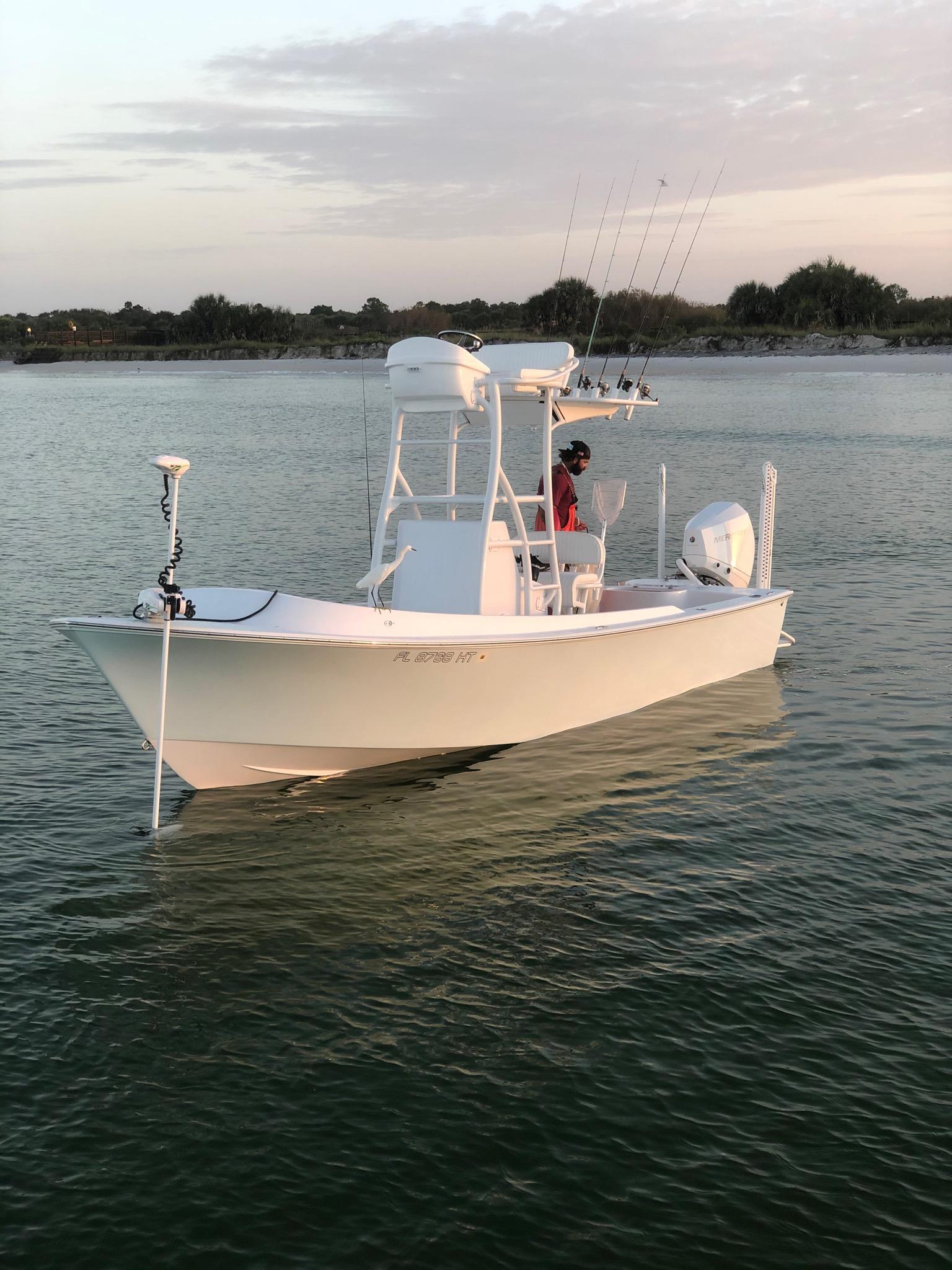 Aquasport 24 custom