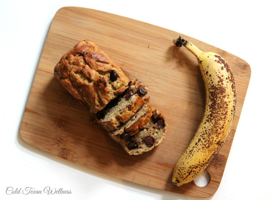 Deliciously Healthy Banana Bread