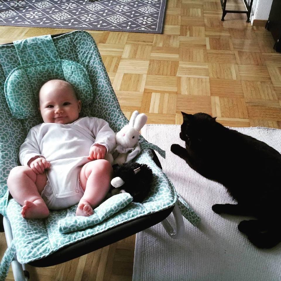 A minimalist baby registry