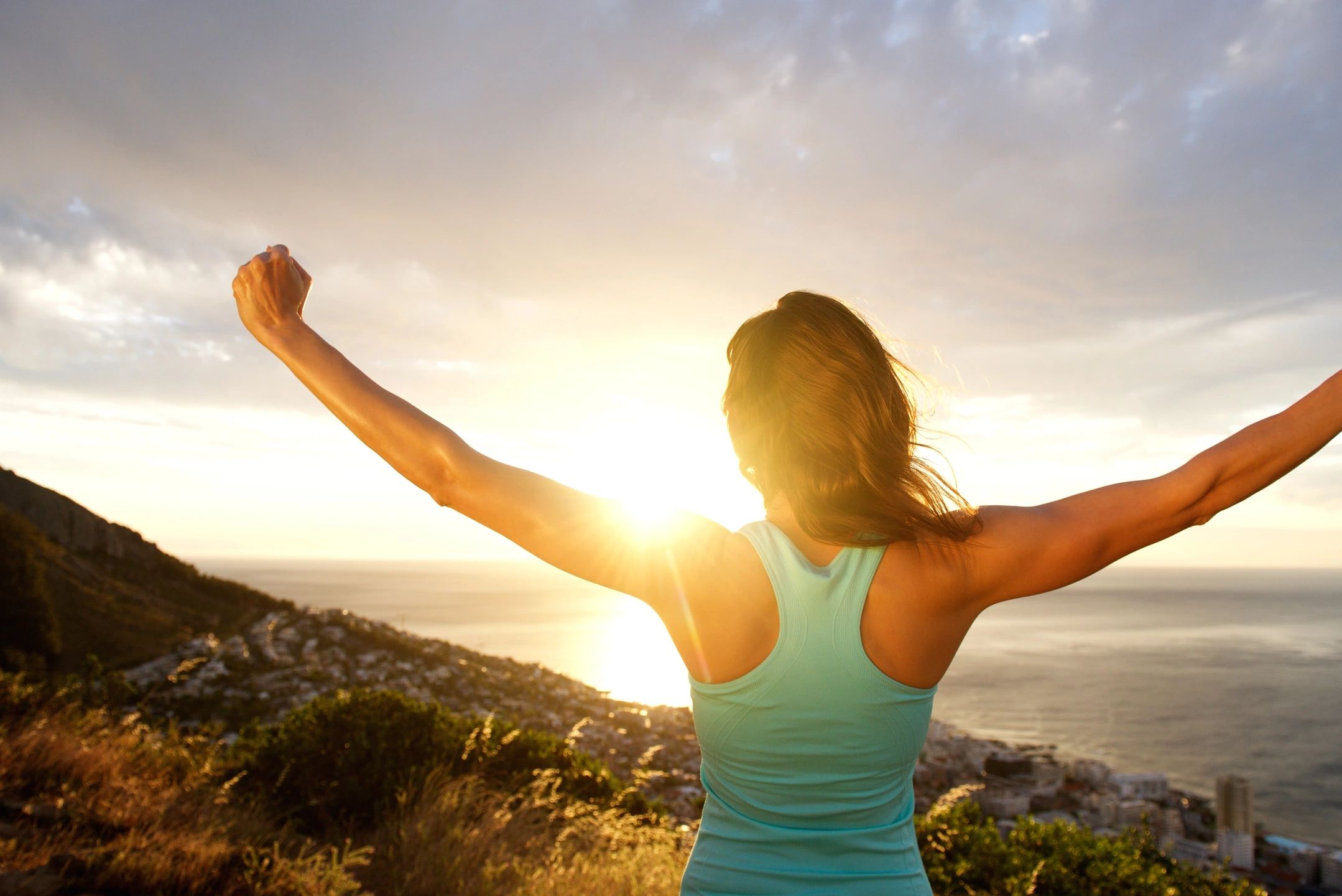 20 ways to get healthier right now