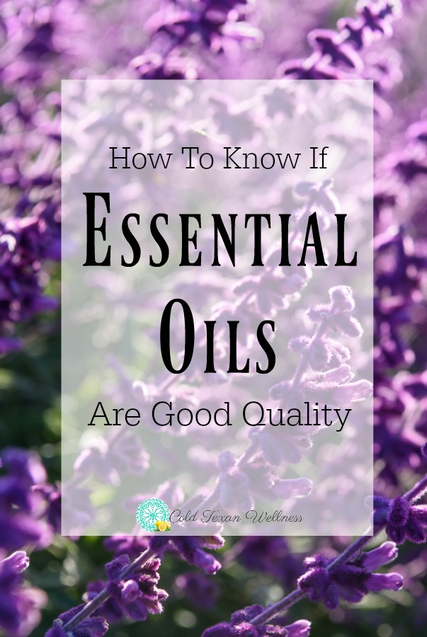 5 Signs Your Essential Oils Are Good Quality. Use this guide from a certified aromatherapist to find 100% therapeutic essential oils. The first post in a series of essential oils for beginners. #essentialoilsforbeginners #essentialoils #aromatherapy #essentialoils101