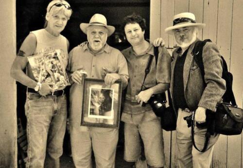 4 great photographers