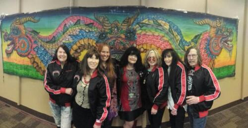 A few of da Girls of Artista