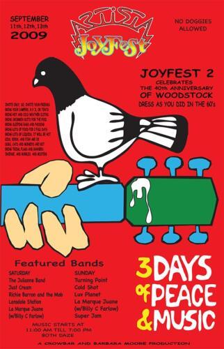 Artista Joyfest 2 Poster