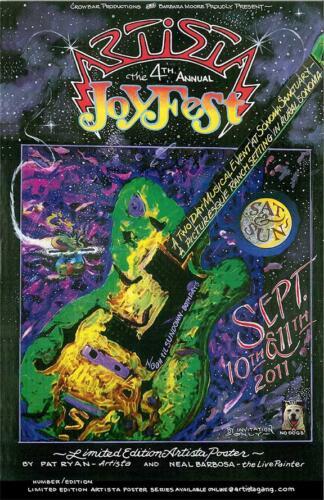 Artista 4th Annual Joyfest