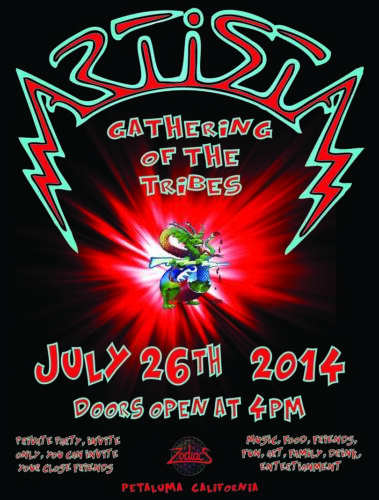 A Gathering of The Tribes 2014