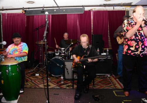 Harvey Mandel band