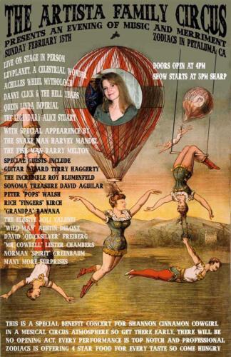 The Artista Family Circus: Library of Congress