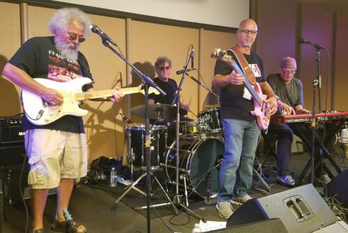 The Dave Aguilar_ Roy Blumenfeld Project with Steve Ashman