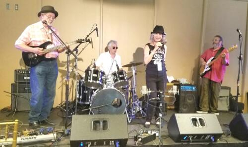 The Terry Hagertty Band With Katie Guthorn