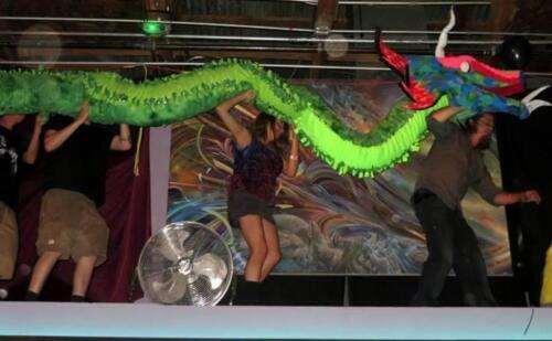 Artista Dragon Dance