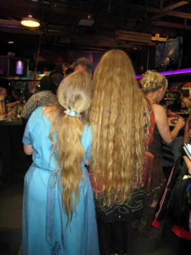 Flow it, show it Long as God can grow it My hair