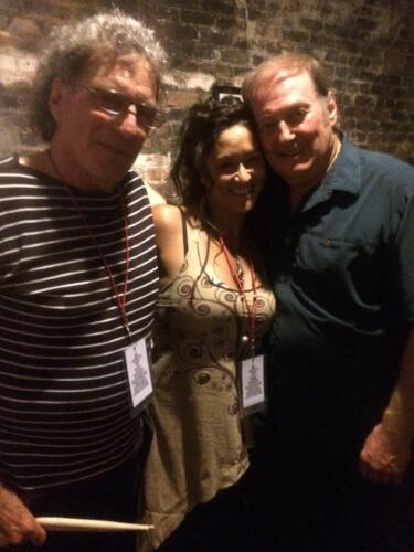 Roy Blumenfeld, Sarah Madsen, Sam Andrew