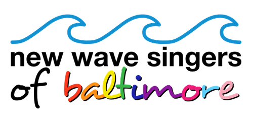 New Wave Singers of Baltimore Logo