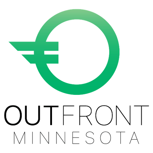 Out Front Logo