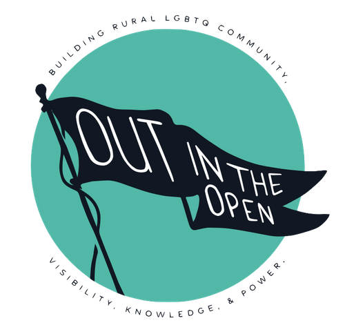 Out in the Open Logo