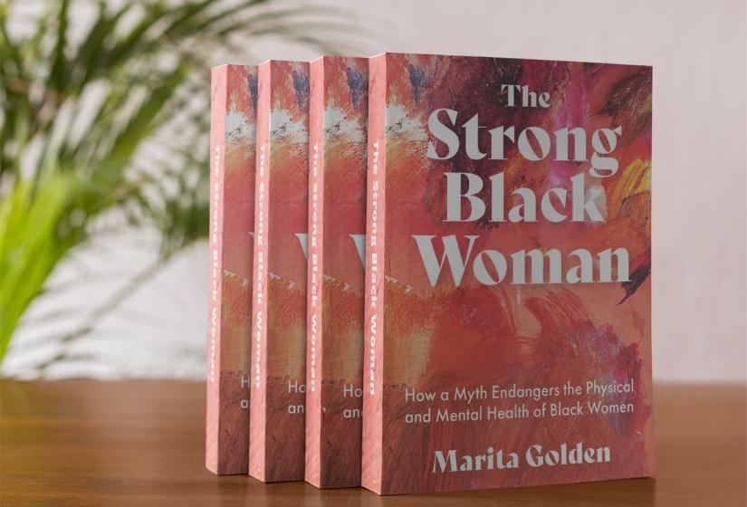 Strong Black Woman by marita golden 825x560