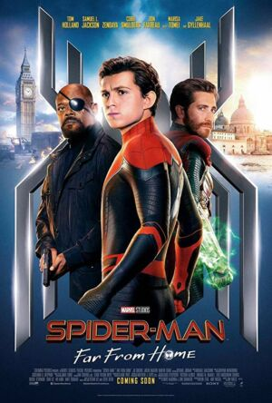 2018:19_Spiderman Far from Home