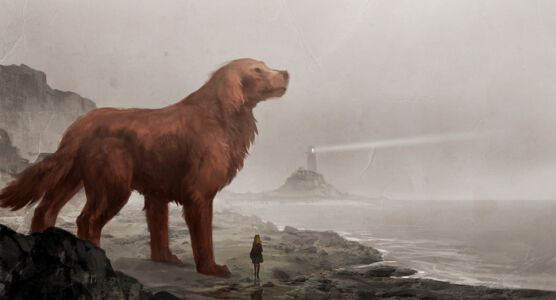 2019:20_Clifford the big red dog
