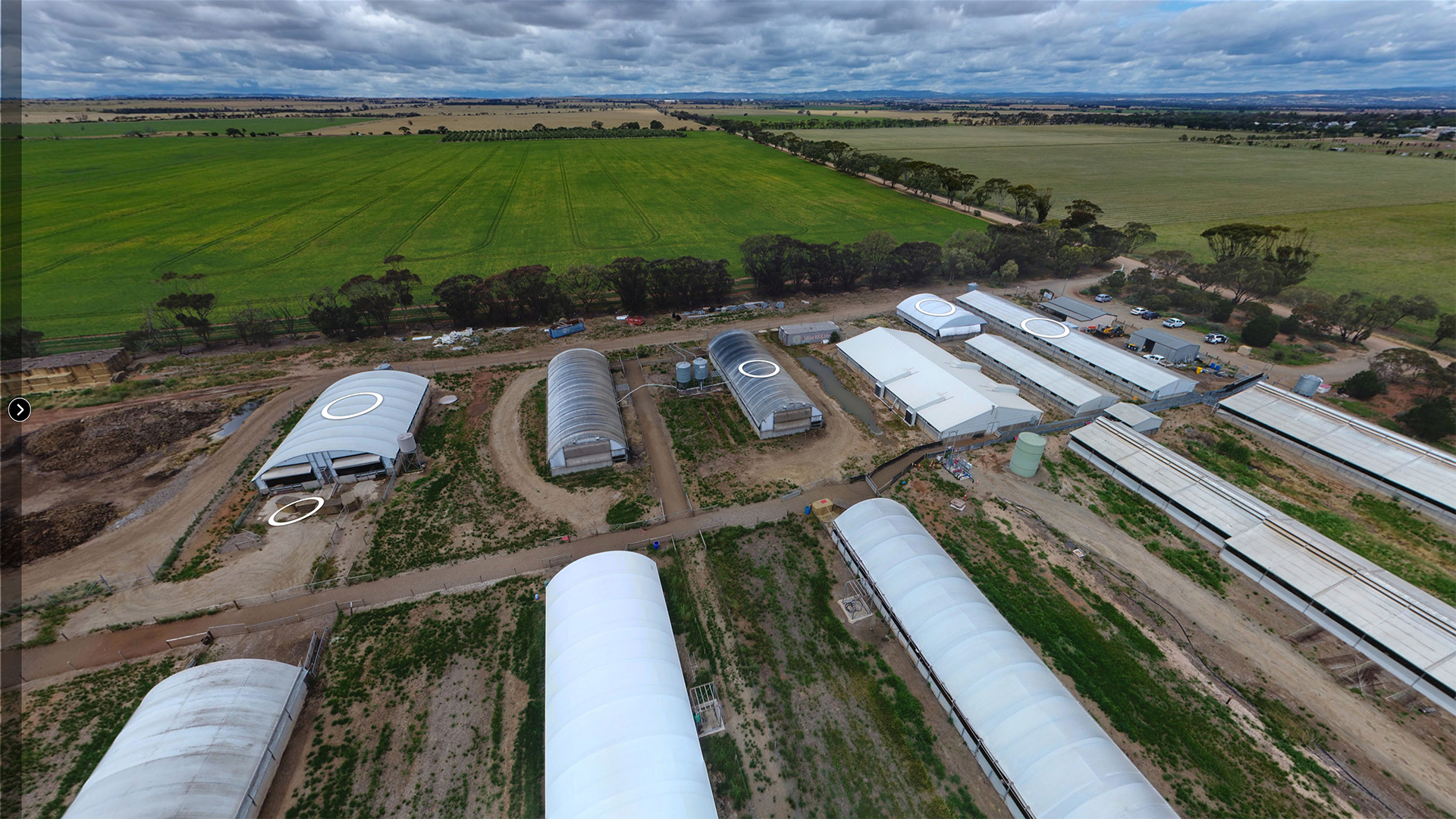 virtual reality and augmented reality for agriculture