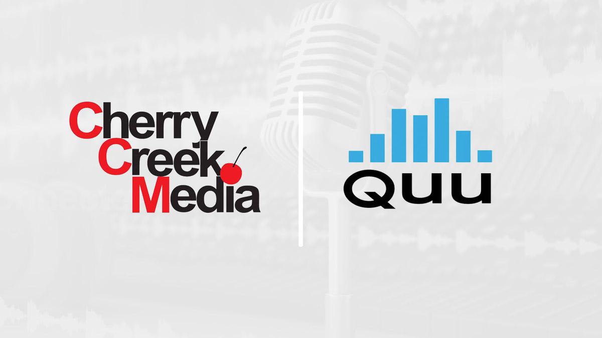 Cherry Creek Media x Quu