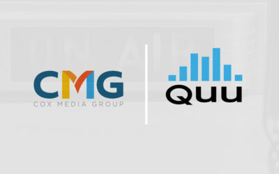 Quu and Cox Media Group Sign Multi-Year Partnership