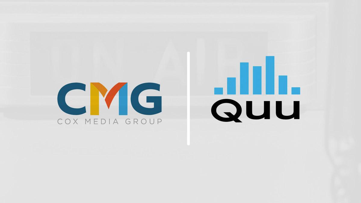 Cox Media Group + Quu