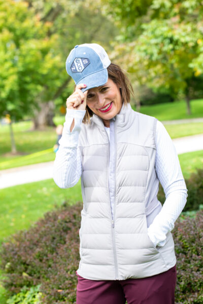 Outfit Of The Week: Layering With lululemon