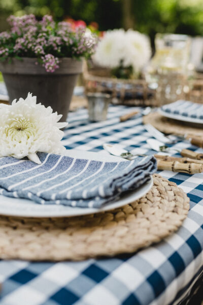 5 Tips for Setting a Summer Table