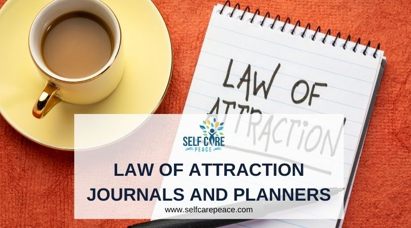 Law Of Attraction Journals And Planners
