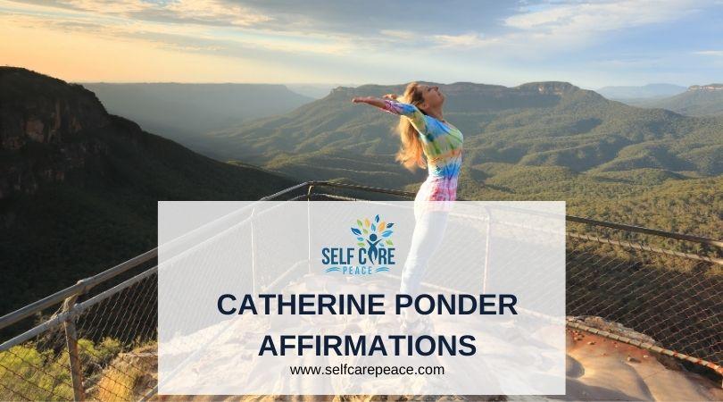Catherine Ponder Affirmations