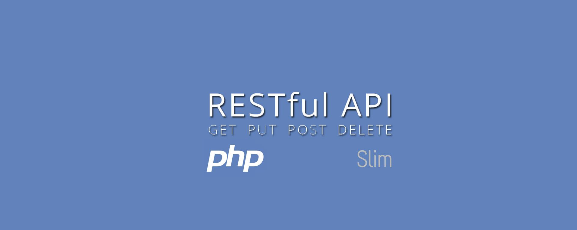 Restfull-API-php-Slim