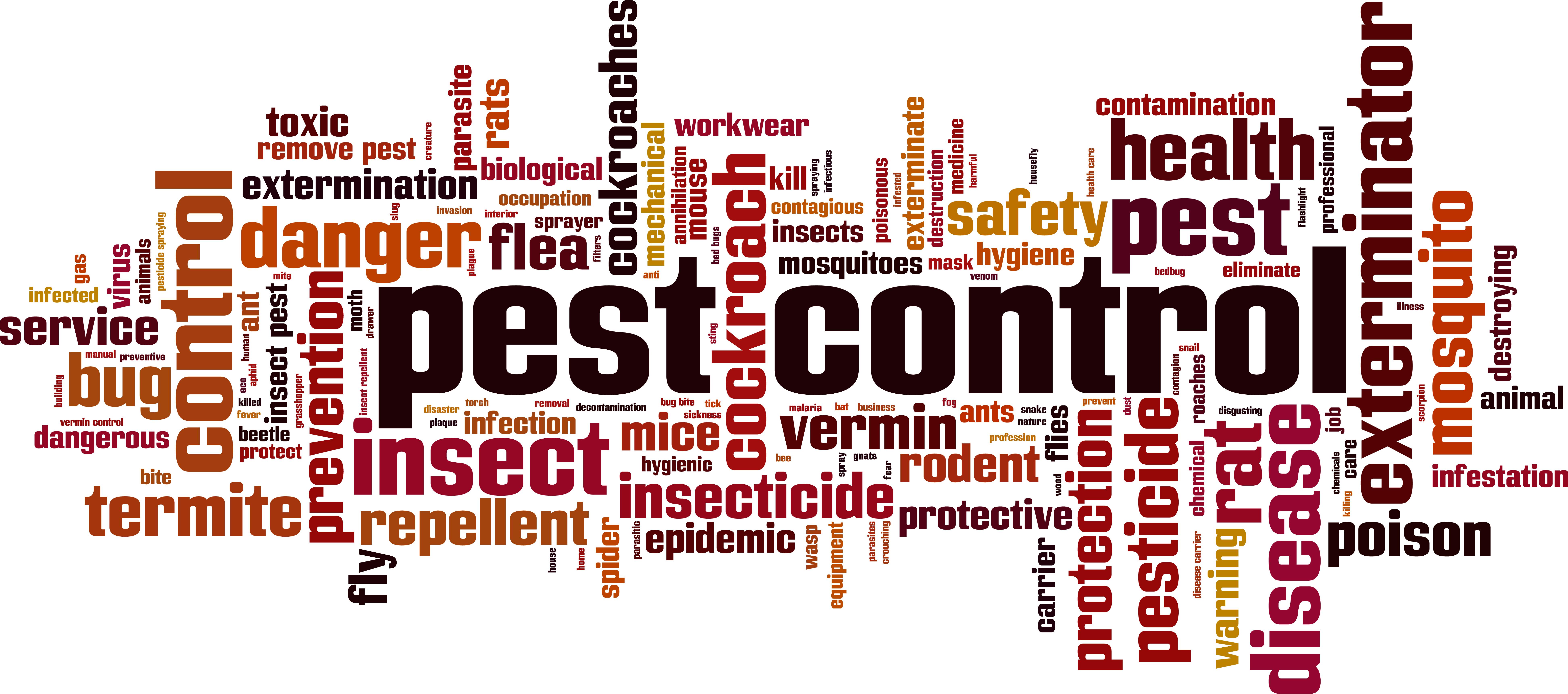 Pest Control : An Introduction
