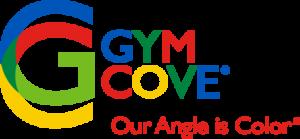 Gym Cove Logo with Tagline