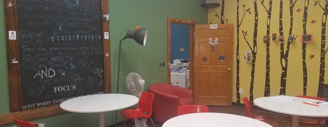 Burlington Juice Bar and Study Room