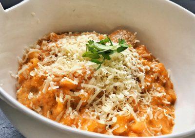 Chicken & Sun-Dried Tomato Pasta