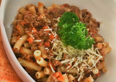 Beef and Macaroni