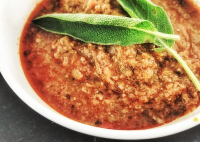 Aunty Jo's Bolognaise Sauce