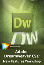DreamweaverNewFeaturesWorkshop