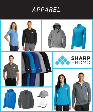 Apparel Product Search - Sharp Promo