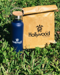 City of Hollywood Lunch Bag