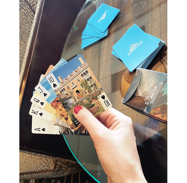 Marriott Playing Cards