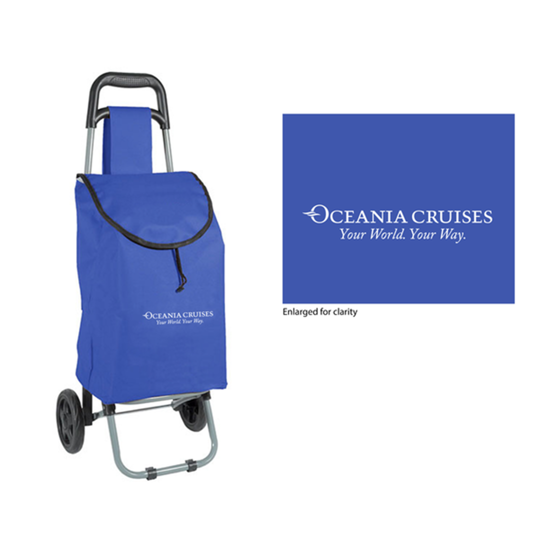 Oceania Cruises Your World Your Way Dolly