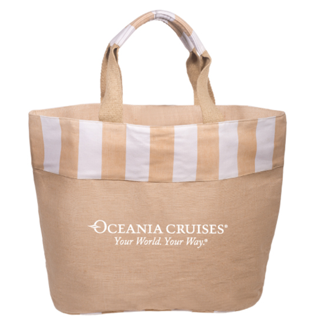 Oceania Cruises Your World Your Way Tote