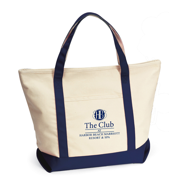 The Club at Harbor Beach Marriott Resort and Spa Bag