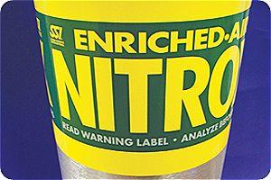 EANX Nitrox Tank