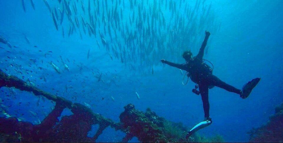 SS Yongala Shipwreck